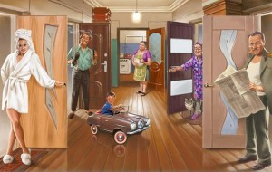 Отказ от преимущественного права покупки комнаты